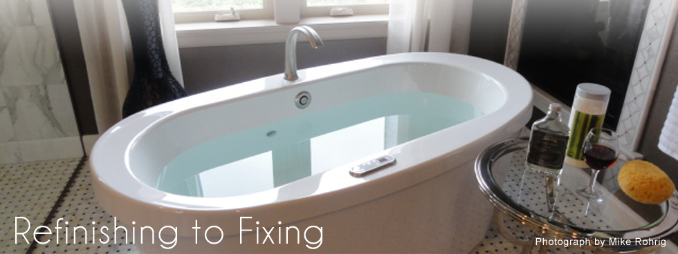 Tampa Crystal Glaze, Refinishing Ceramic Tile Tubs, Florida Countertop  Cracks, Holes, Chips